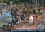 Money for Madagascar Calendar 2018