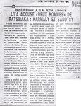 Incursion � la RTM Anosy: Liva accus� «Deux Hommes» de Ratsiraka: Karmaly et Sabotsy