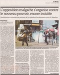 Article: L'opposition malgache s'organise co...