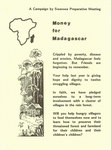 Money for Madagascar Leaflet