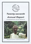 Twenty-seventh Annual Report