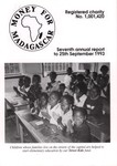 Front Cover: Seventh Annual Report to 25th Septe...