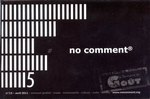 Front Cover: No Comment: #15