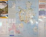 Front (Unfolded): Carte Touristique: Nosy Be: L'Ile a...