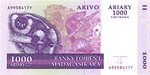 Arivo Ariary (5000 Francs)
