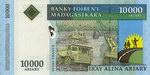 Back: Iray Alina Ariary (50000 Francs): B...