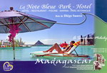 Front Cover: La Note Bleue Park-Hotel: Madagasca...