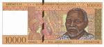 10000 Francs (Roa Arivo Ariary)