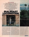 Travel '91 Train Journeys: Part Three: Malagasy Locomotion