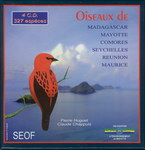 Front of Set Box: Oiseaux de Madagascar, Mayotte, Com...