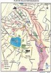 Front (Unfolded): Plan de Ville d'Antananarivo: Antan...