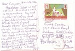 Front: Postcard from Pat Wright: June 26, ...