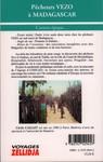 Back Cover: Pêcheurs Vezo à Madagascar: Carnet ...