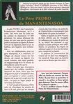 Back Cover: Le P?re Pedro de Manantenasoa: Debo...