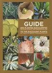 Front Cover: Guide des plantes succulentes du Su...