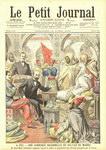 Front Cover: Le Petit Journal: Supplément Illust...