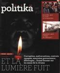 Front Cover: Politika: novembre-décembre 2016: #...