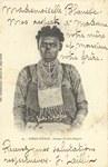 Front: 19. Diégo-Suarez - Femme de chef in...