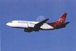 Front: Air Madagascar Boeing 737-300, 5R-M...