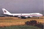Air Madagascar Boeing 747-200, 5R-MFT