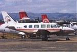 Air Madagascar Piper PA-31 Navajo, 5R-MLA