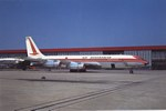 Front: Air Madagascar Boeing 707-300, F-BL...