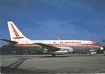 Front: Air Madagascar Boeing 737-200, 5R-M...