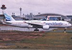 euroAtlantic/Air Madagascar Boeing 777-200, CS-TFM