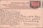 Back: Madagascar. Vieillard Antambahoaka