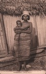Madagascar. Femme Tanala