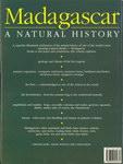 Back Cover: Madagascar: A Natural History