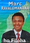Marc Ravalomanana: ho Filoha