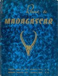 Front Cover: Revue de Madagascar: Nouvelle Série...