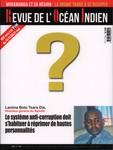 Front Cover: Revue de l'Océan Indien: No 384