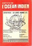 Front Cover: Revue de l'Océan Indien: No 80: Aoû...