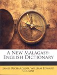 Front Cover: A New Malagasy-English Dictionary