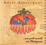 Front: Hôtel-Restaurant Sakamaga