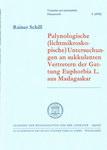 Front Cover: Palynologische (lichtmikroskopische...