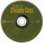 DVD Face: Secrets of the Crocodile Caves: The...