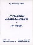 Ny Fiasan'ny Andrim-panjakana; Ny Tafika / Le Fonctionnement des Institutions; Les Forces Arm�es