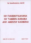 Ny Fandrotsahana ny Tambin-karama any amin'ny Kaomina / Le Versement des Subventions aux Communes