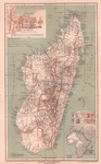 Map: Madagascar Before the Conquest: The...