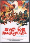 Front of Case: Songs for Madagascar: A film by Ces...