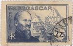 Jean Laborde: 2.25-Franc Postage Stamp