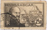Jean Laborde: 2.50-Franc Postage Stamp