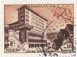 Lyc�e Galli�ni: 5-Franc Postage Stamp