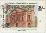 Fiangonana Anatirova (Royal Chapel): 30-Franc (6-Ariary) Postage Stamp