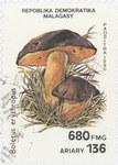 Front: Boletus erythropus: 680-Franc (136-...