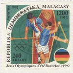 Front: Canoe Racing, Summer Olympics: 1,20...