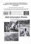 NGO Information Sheets